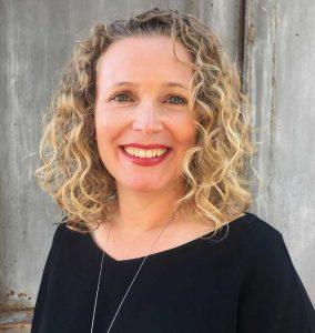 Martine van den Hoed, spreekster tijdens een netwerkbijeenkomst van ZaanLinQ