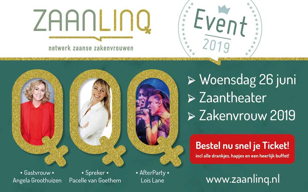 ZaanLinQ Event 2019