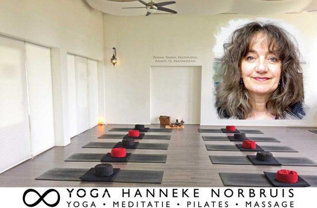 Hanneke Norbruis yoga