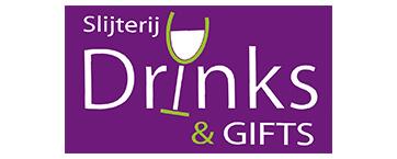 Slijterij Drinks & Gifts. schoonmaakdiensten, sponsor ZaanLinQ Event 2019