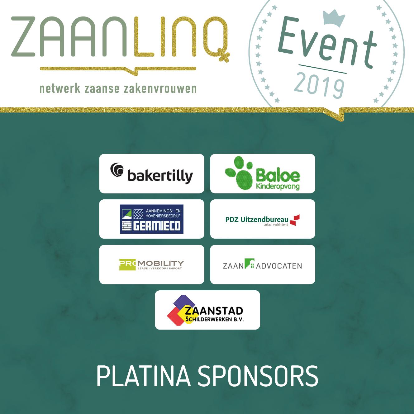 Platina sponsors ZaanLinQ Event 2019
