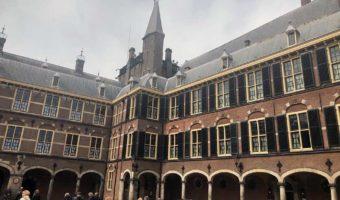 Bezoek aan Tweede Kamer in Den Haag met ZaanLinQ, Netwerk Zaanse Zakenvrouwen