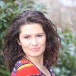 Maria Genova, spreker tijdens een bijeenkomst van ZaanLinQ