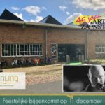 Feestelijke bijeenkomst van ZaanLinQ op 11 december 2019 bij Art Zaanstad