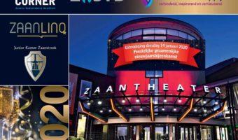 Nieuwjaarsbijeenkomst gemeente Zaanstad 2020 | ZaanLinQ