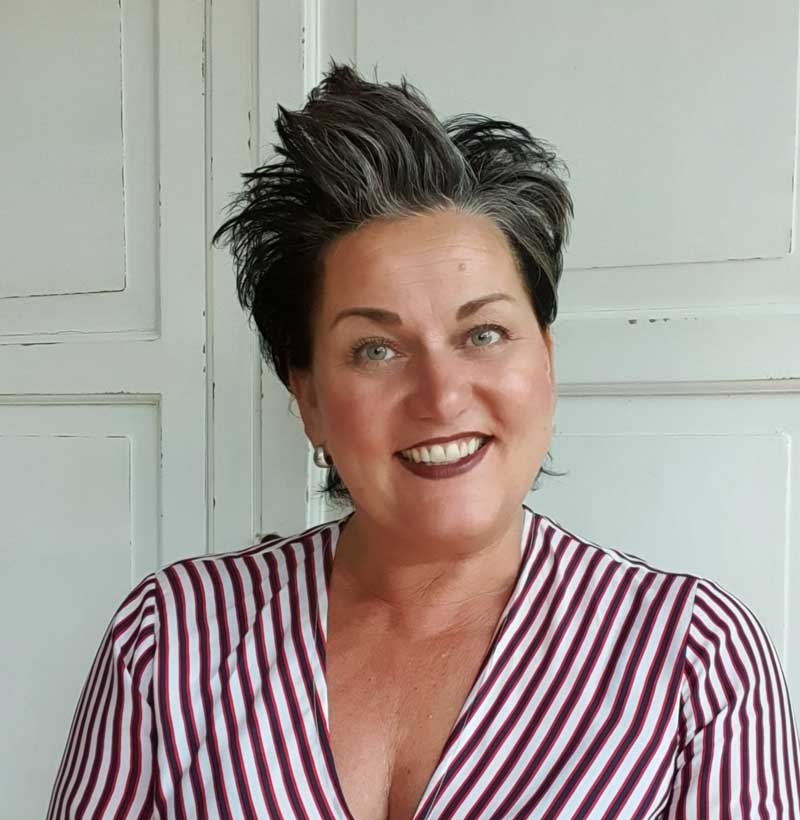 Vilja Mol, deelnemer bij ZaanLinQ, netwerk Zaanse Zakenvrouwen