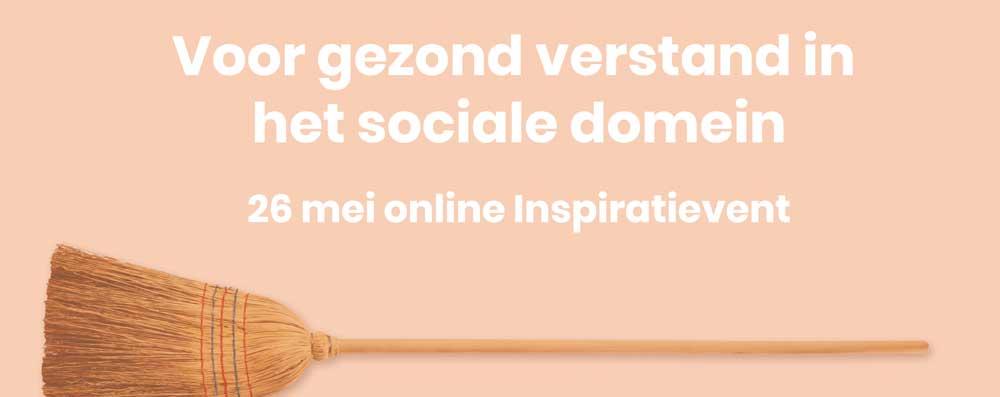 Online bijeenkomst Nieuwe Bezems