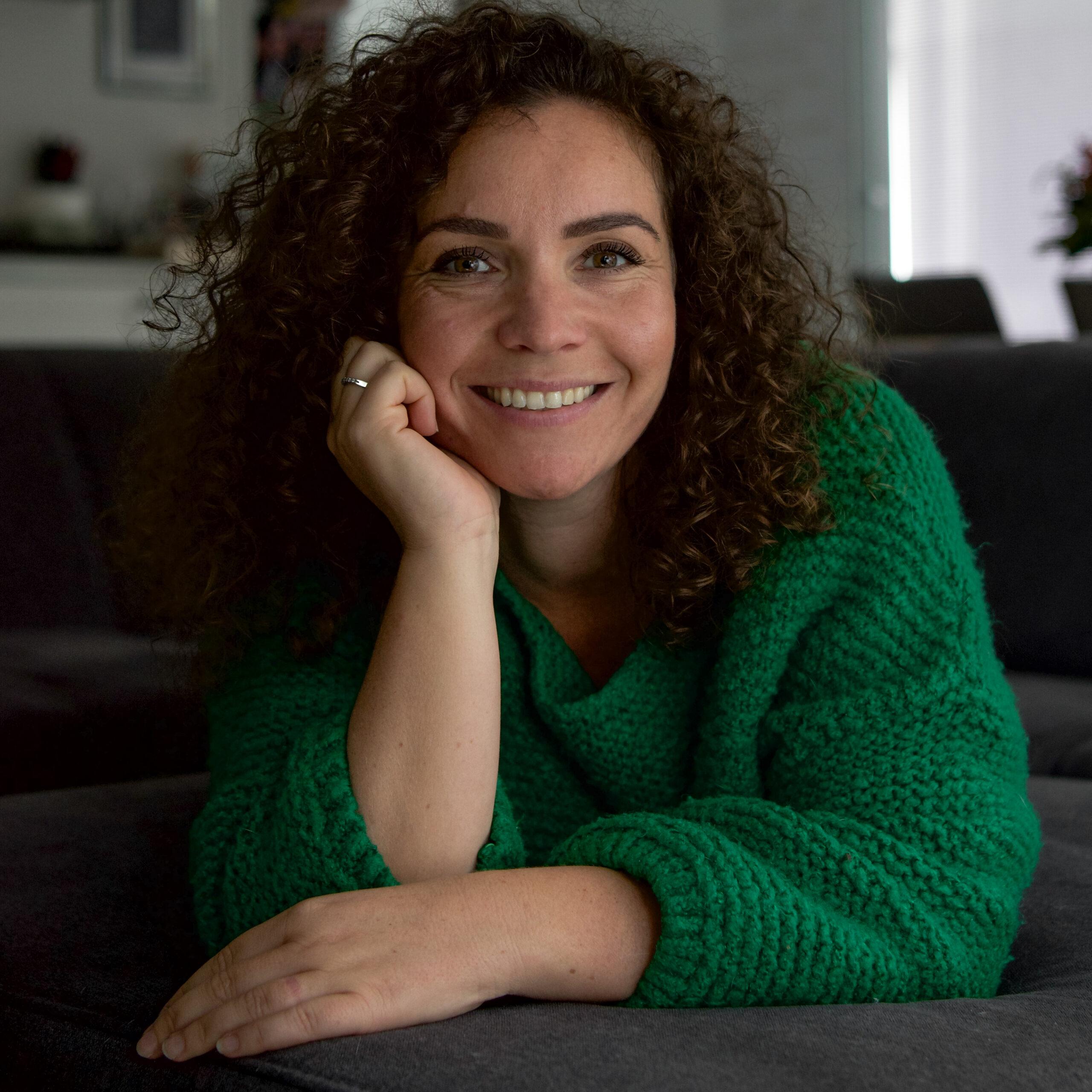 Charlotte van charlies Kitchen en Echt in Balans
